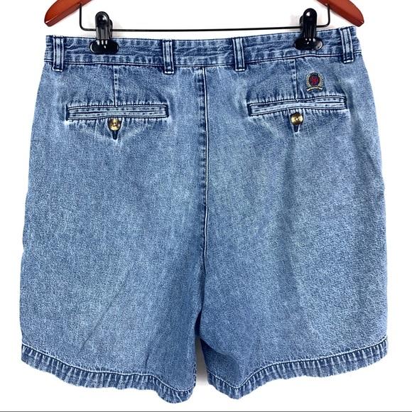 06c2ce1f5 Tommy Hilfiger Shorts | Vtg Mens Stone Washed Denim | Poshmark